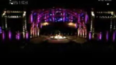 【蔡妍】090628最新现场KBS公开音乐会