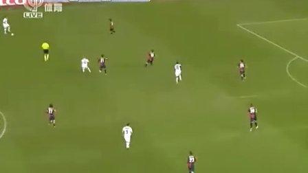 10月18日 意甲第8轮 热那亚vs国际米兰 上半场