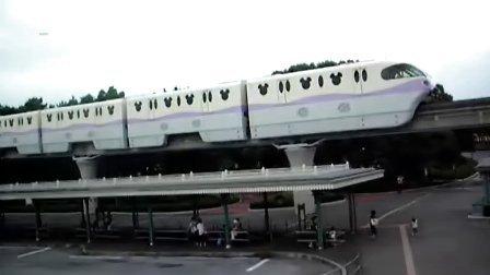迪士尼渡假區線 Disney Resort Line ディズニーリゾートライン