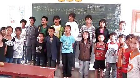 鸣放小学四年级《让我们荡起双桨》