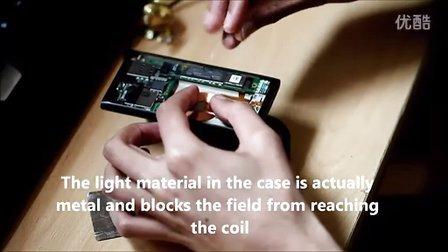 Lumia 800 Wireless Charging Mod