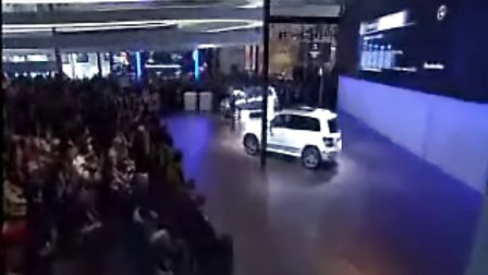 章子怡 北京08车展亲临奔驰GLK全球首发现场