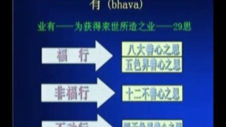2009阿毗达摩48 缘起(受、爱、取、有、生、老死等)