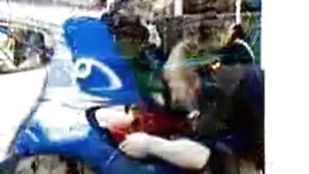 大众Scirocco赛车版火爆出场