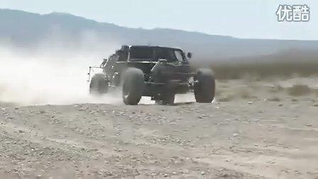 比悍马还牛的沙漠越野车