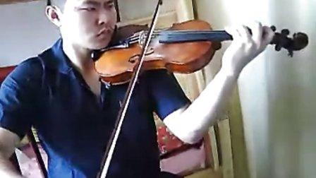 大庆市小提琴(黄昏)