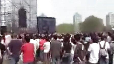 2007年中国第8届迷笛现代音乐节-拯救中国河流-非官方视频