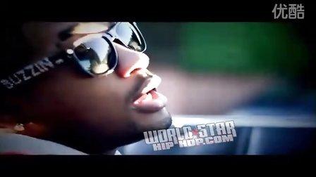 [宁博]嘻哈大佬50 Cent助阵Mann 全新热门单曲 Buzzing 正式版MV