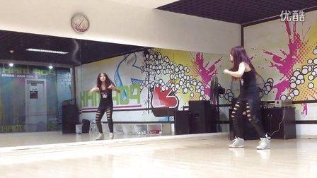 南京POPMAX街舞爵士舞舞蹈工作室MTV舞蹈分解教学 EXO-Growl咆哮