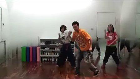 justin bieber-baby 舞蹈教学视频