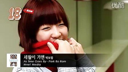 [宁博]2010年11月第2期 K-POP 单曲榜TOP30强