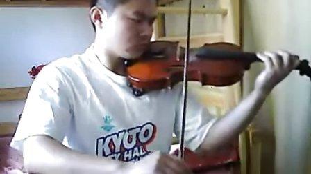 听海(小提琴)
