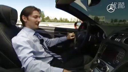 奔驰SL 现代科技的集合体