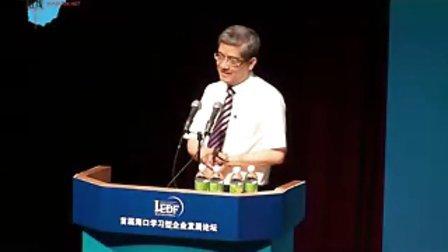 郎咸平-20090802.海口中国宏观经济形势和国有企业的发展趋势[片段]