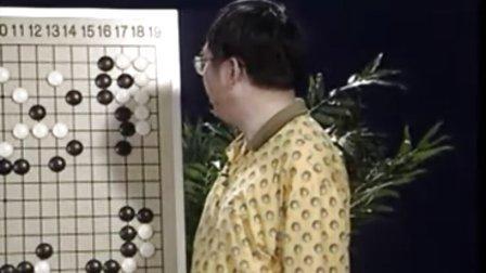 围棋对局44(聂卫平的人生九局之九)