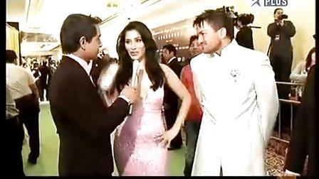 印度电影IIFA Awards Green Carpet XviD 5 July - 2009
