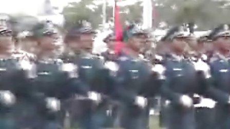 广州军区驻香港部队 - 阅兵
