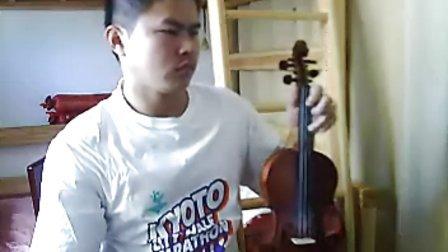 可以抱我吗(小提琴)