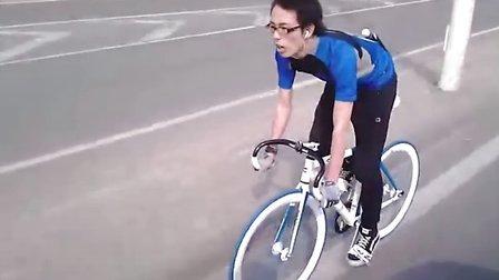 极速空间 东丽湖骑行视频7