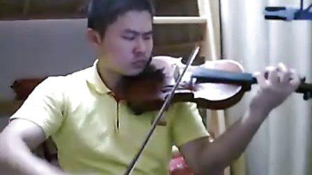 大庆市小提琴(上海滩)