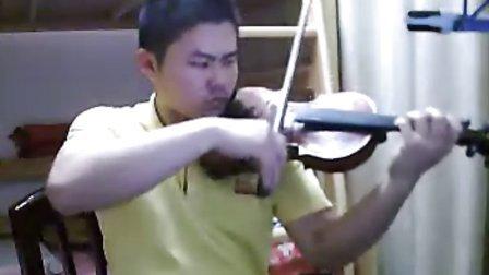 小提琴(想说爱你不容易)