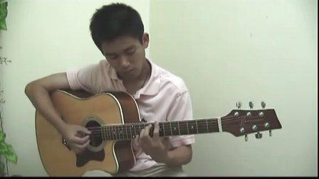 深圳FD吉他教室《风之国度》