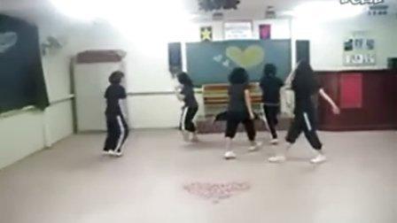 西安年会舞蹈培训表演编排 韩国流行现代爵士舞蹈串烧 舞蹈曹老师