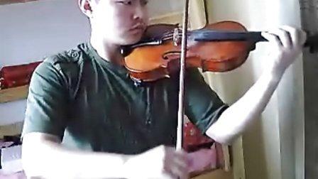 I believe(小提琴)