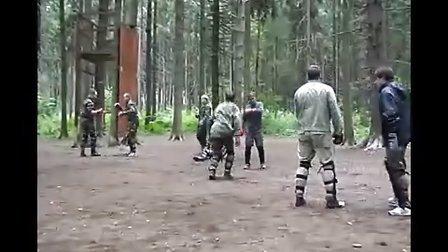 SPAS俄罗斯战斗桑搏之一