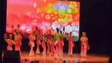 辽河油田老年大学舞蹈队舞蹈《秧歌舞》