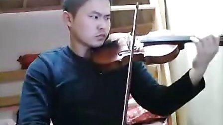神秘园之歌(小提琴)
