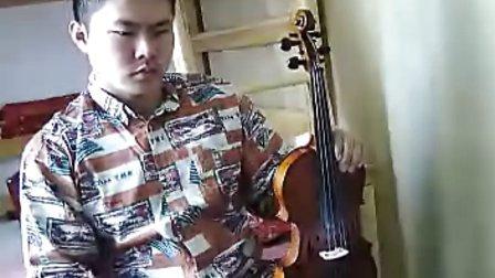 城里的月光(小提琴)