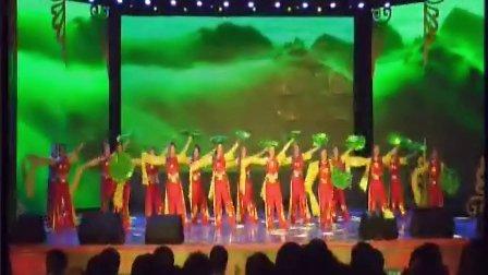 曙光油区13年春晚舞蹈《世纪春雨》