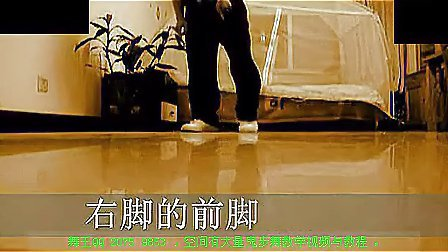 小琪美女鬼步舞教学视频。新手必看哦 标清