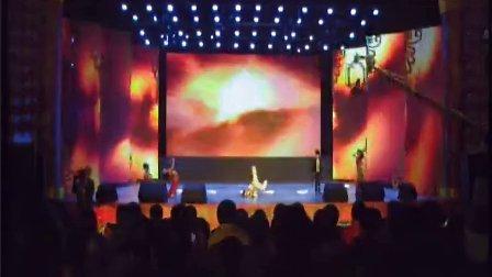 曙光油区13年春晚百姓节目《幸福时刻》