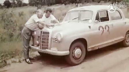 奔驰车在非洲