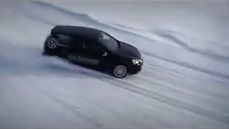 心动——大众高尔夫R32 雪地急速测试