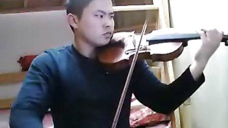 我愿意(小提琴)
