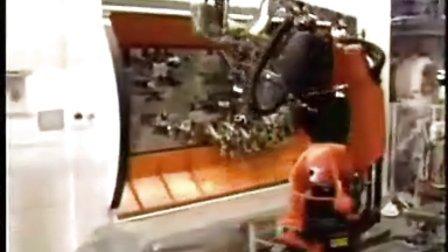 大众PASSAT汽车整车生产全过程