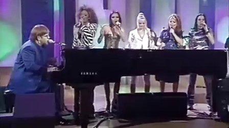 [Mi] Spice Girls 艾尔顿.约翰 Don't Go Breaking My Heart