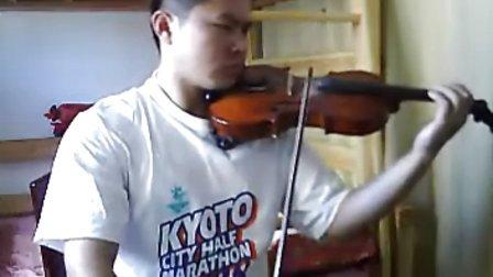 最熟悉的陌生人(小提琴)