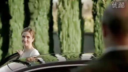 奔驰E级车搞笑广告