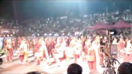 山西鼓王作品第26届武术锦标赛锣鼓表演