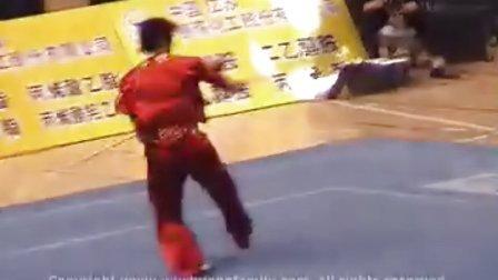 竞技武术--棍术剪辑