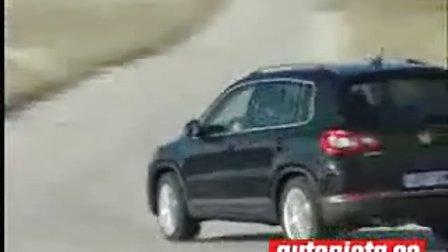 国外媒体评测Volkswagen Tiguan 2.0 TDI