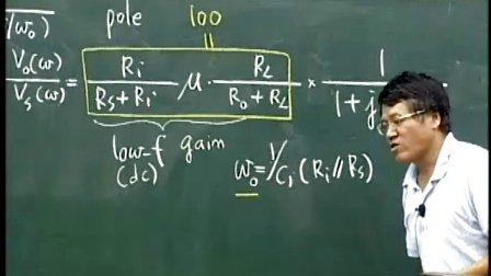 微电子电路 第一章  Introduction to Electronics971002