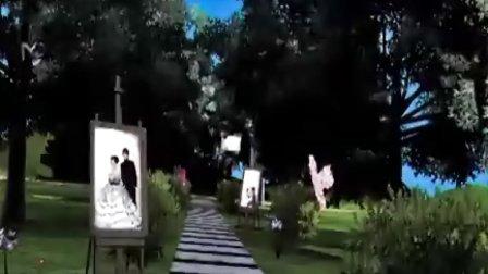 婚纱照视频模板