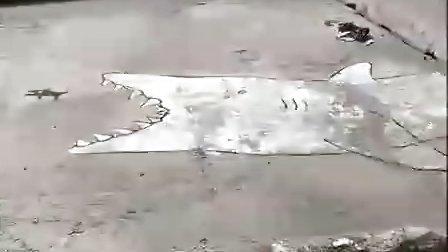 Big Bang Big Boom - The new wall-painted animation