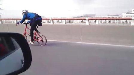 极速空间 东丽湖骑行视频6