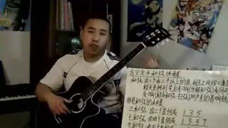 美邦乐器 --- 吉他初级教学视频55